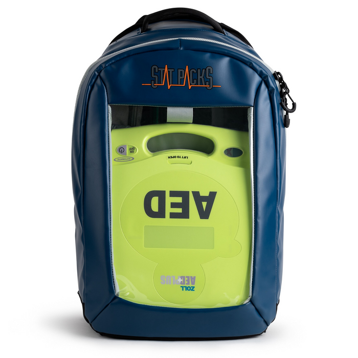 StatPacks G4 ViVo AED O2 Sling Bag - Luminary Global