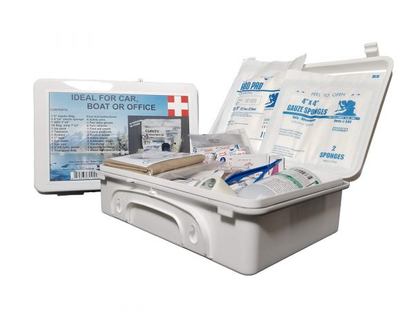 White Series First Aid Kit 16 Unit - Elite First Aid, Inc.