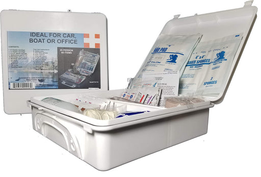 White Series First Aid Kit 25 Unit - Elite First Aid, Inc. - Luminary Global