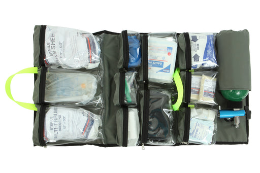 """Z"" PAK - Trauma Bag Supply Insert - R&B Fabrications"