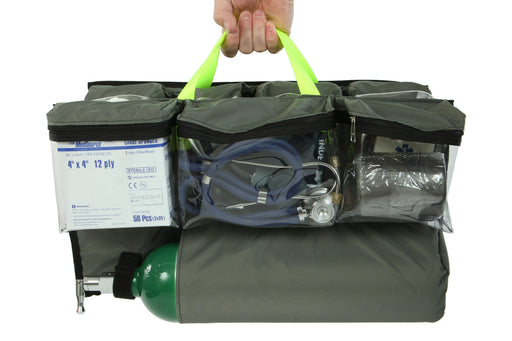 """Z"" PAK MAX - Large Trauma Bag Supply Insert - R&B Fabrications"