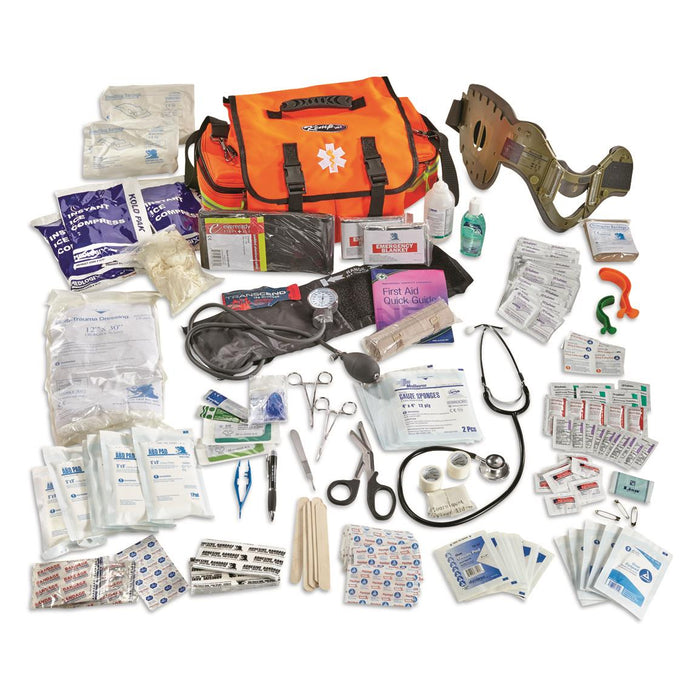 Elite First Aid Pro-II Trauma Bag - Elite First Aid, Inc.