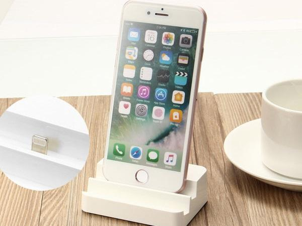 Wireless Charging Dock: Photo Frame Hides a Powerful Secret
