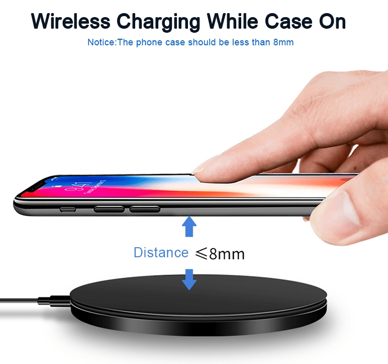 Fast Wireless Charger 10W, QI Certified | 10W Wireless Charger | Fast Wireless Charger