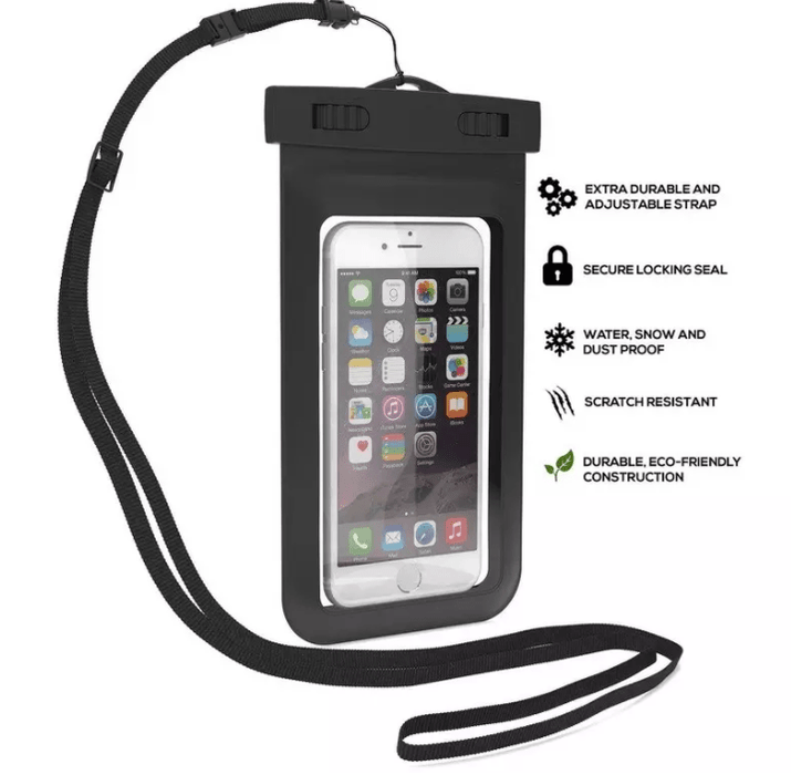 Waterproof Sports Phone Bag | Sports Phone Bag | Waterproof Phone Bag
