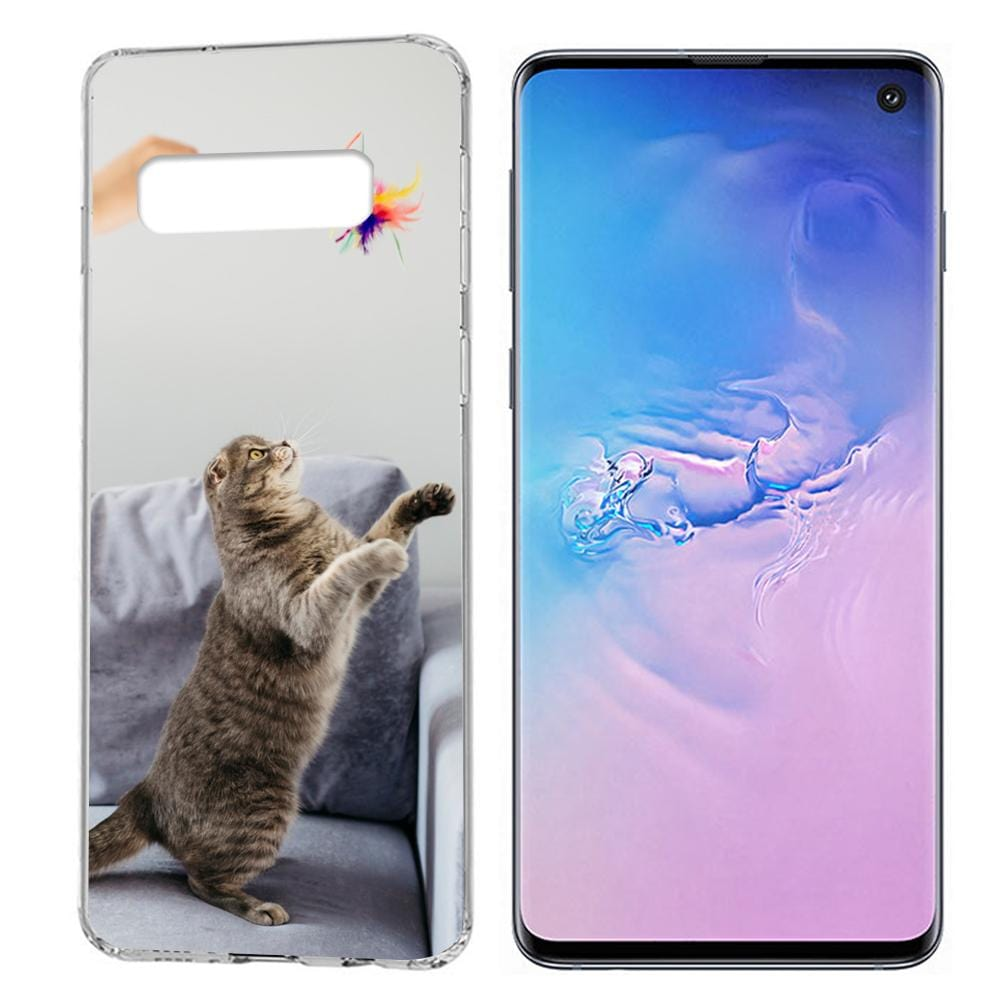 Galaxy S10 - Custom Slim Case | Custom Slim Case | Galaxy S10 Case