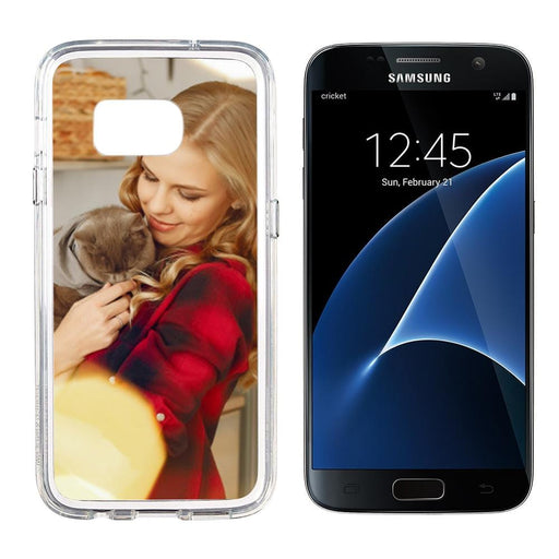 Galaxy S7 - Custom Slim Case | Galaxy S7 Slim Case | Custom Slim Case