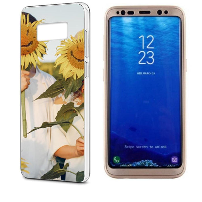 Galaxy S8 - Custom Slim Case | Galaxy S8 Case | Galaxy S8 Slim Case