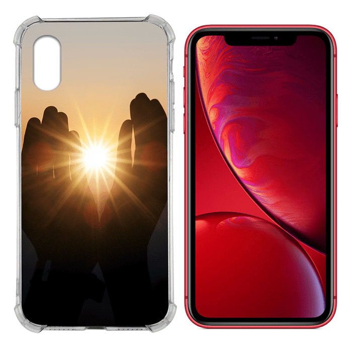 iPhone XR - Custom Heavy Duty Case | iPhone XR Case | iPhone XR Custom Case