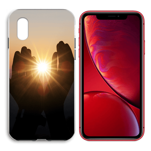 iPhone XR - Custom Liquid Silicone Hard Case | iPhone XR Case | iPhone XR Hard Case