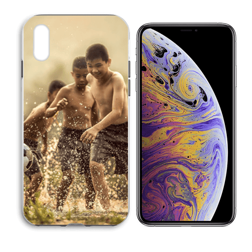 iPhone XS Max - Custom Liquid Silicone Hard Case | iPhone XS Max Case | iPhone XS Max Silicon Case
