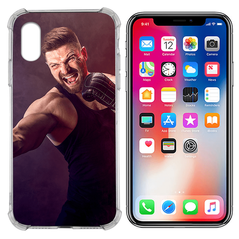 iPhone X - Custom Heavy Duty Case | iPhone X Case | iPhone X Custom Case
