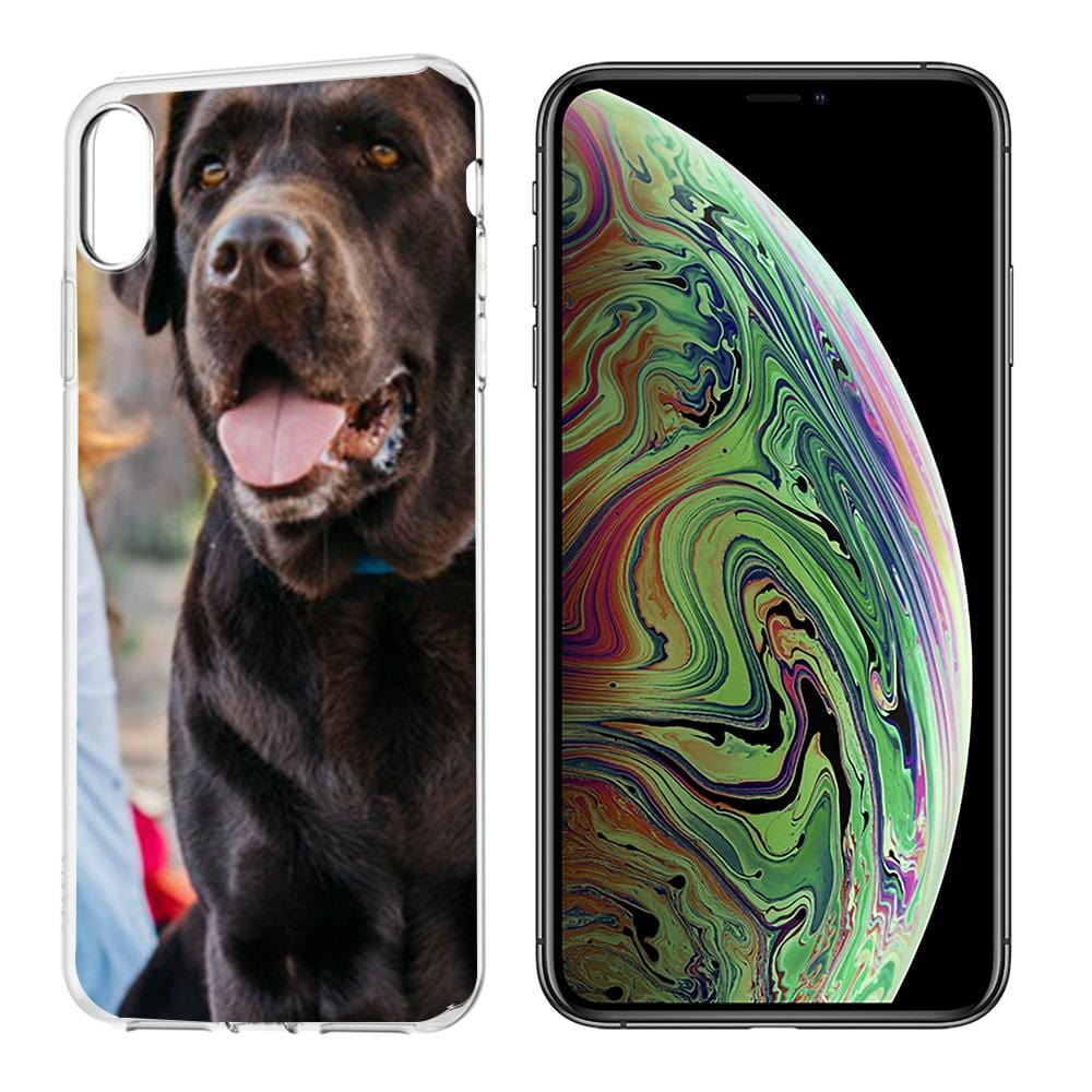 iPhone XS Max - Custom Slim Case | iPhone XS Max Case | iPhone XS Max Slim Case