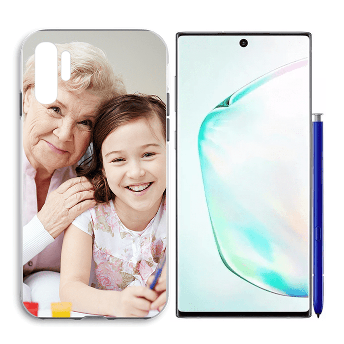 Galaxy Note 10 Plus - Custom Liquid Silicone Hard Case | Liquid Silicone Hard Case | Galaxy Note 10 Plus Case