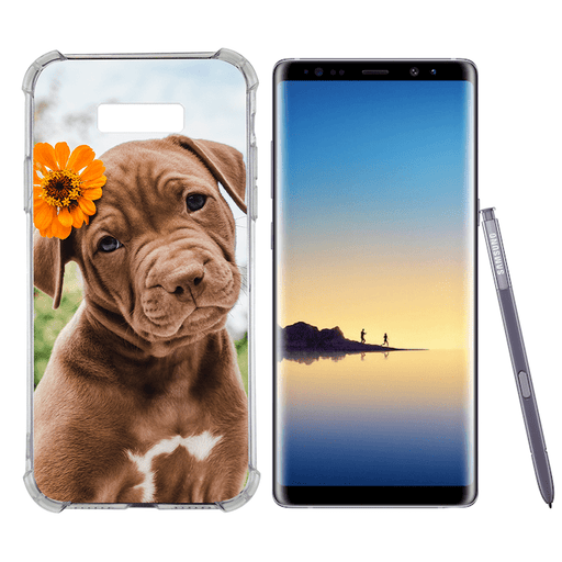 Galaxy Note 8 - Custom Heavy Duty Case | Heavy Duty Case | Galaxy Note 8 Case