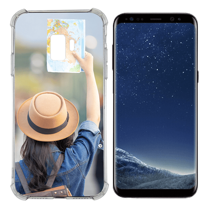 Galaxy S9 - Custom Heavy Duty Case | Galaxy S9 Case | Heavy Duty Case