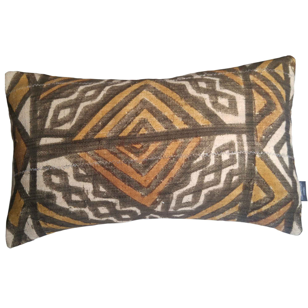 Pillow - Mudcloth Tri-colour