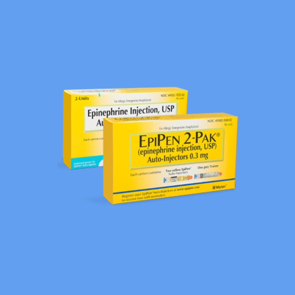 Epinephrine Auto-Injector (prescription renewal only) 📝