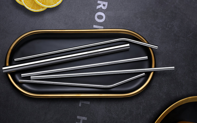 304 Stainless Steel Straws