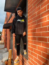 Load image into Gallery viewer, STAY FRESH (Black Hoodie)
