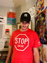 Load image into Gallery viewer, STOP Suicide T-Shirt