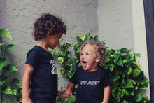 Load image into Gallery viewer, Toddler stop suicide shirts