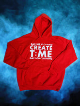 Load image into Gallery viewer, CREATE T:ME Hoodie