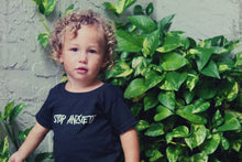 Load image into Gallery viewer, Toddler Stop Anxiety shirt