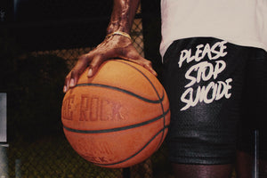 Please stop suicide champion shorts