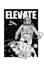 Load image into Gallery viewer, Elevate Astronaut Longsleeve