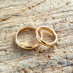 Vielsesringe / Wedding bands