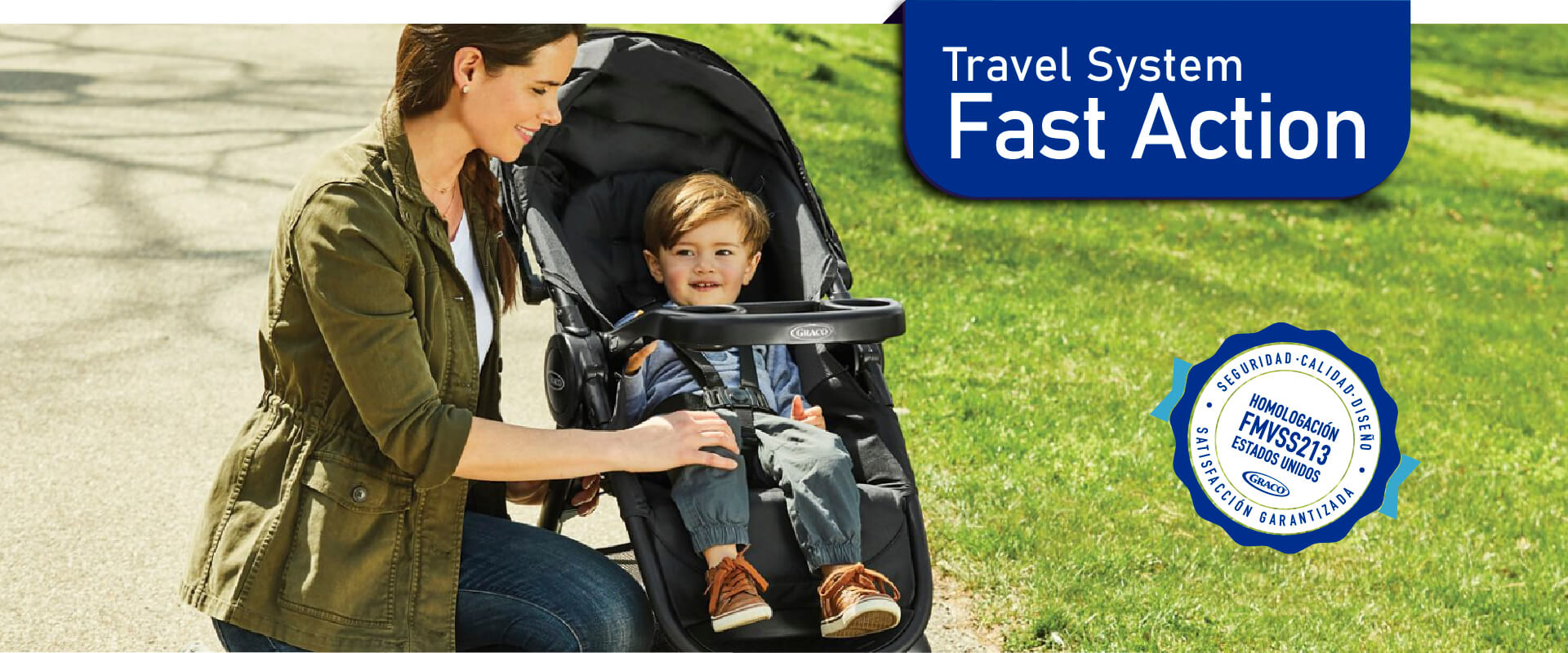 Travel System Fast Action