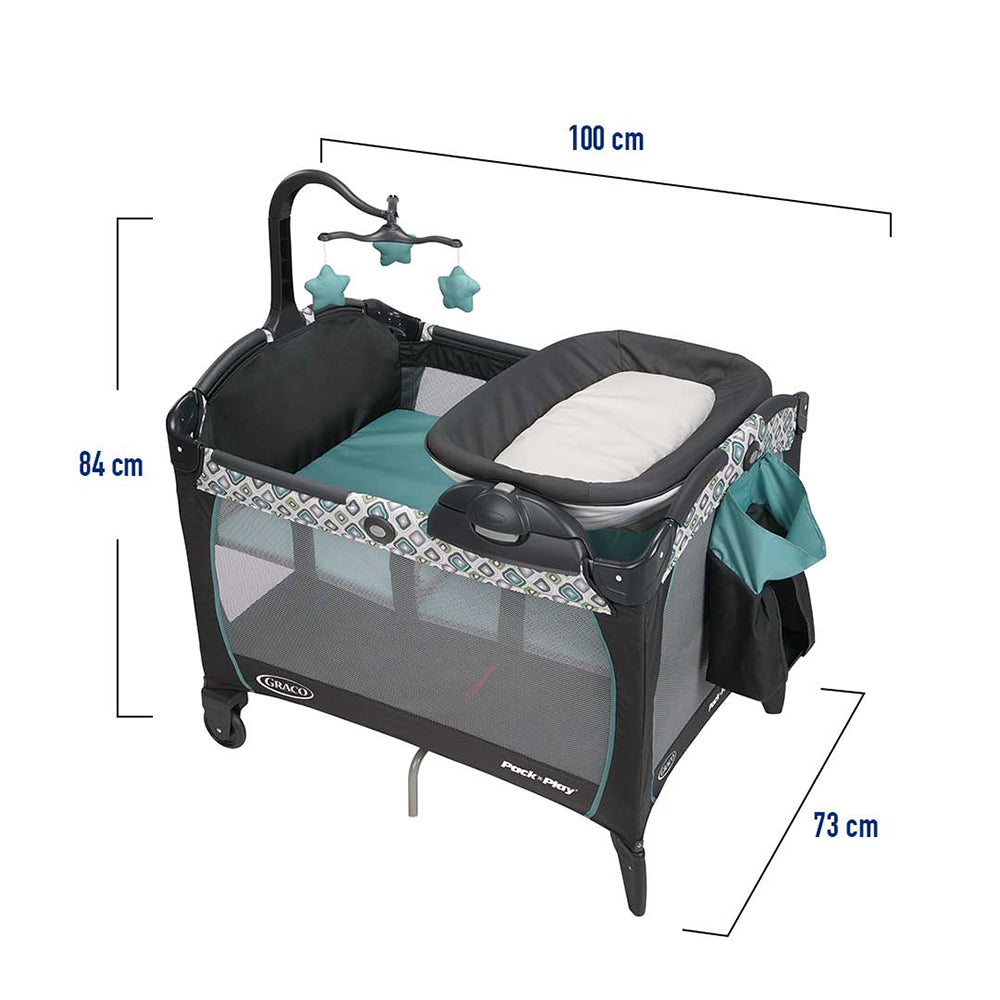 Napper Portable and Changer  Graco Argentina