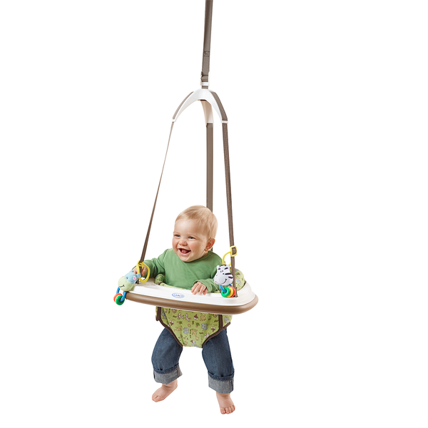 Columpio Bumper Jumper Little Jungle  Graco Argentina