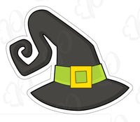 Witches Hat Cookie Cutter - Periwinkles Cutters LLC