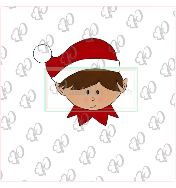 Boy Elf - Periwinkles Cutters LLC