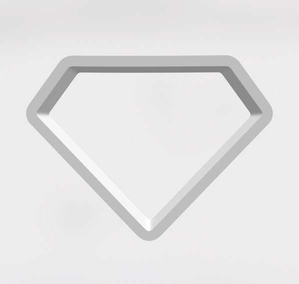Diamond Cookie Cutter - Periwinkles Cutters LLC