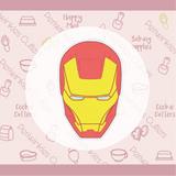 Superhero Cookie Cutter - Periwinkles Cutters LLC