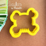 Skeleton Cookie Cutter - Periwinkles Cutters LLC