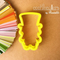 Nutcracker Cookie Cutter - Periwinkles Cutters LLC