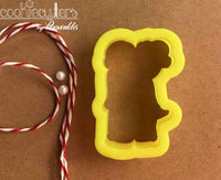Love Couple Cookie Cutter