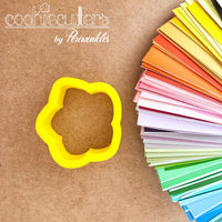 Hibiscus Flower Cookie Cutter - Periwinkles Cutters LLC