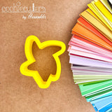 Paper Pinwheel Cookie Cutter