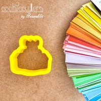 Sand Castle Cookie Cutter - Periwinkles Cutters LLC