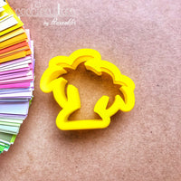 Palm Trees Cookie Cutter