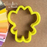 Cowboy Cookie Cutter - Periwinkles Cutters LLC