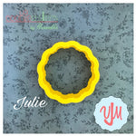 Julie Plaque Cookie Cutter