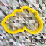 Bicycle Cookie Cutter - Periwinkles Cutters LLC