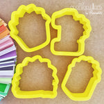 Sunshine Cookie Cutters