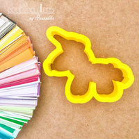Unicorn Balloon Cookie Cutter - Periwinkles Cutters LLC